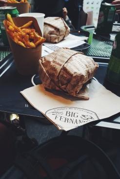 The best Hamburgers in Paris